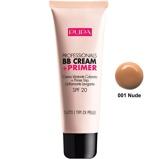 Afbeelding vanPupa BB Cream + Primer 001 Light Droge huid