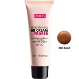 Afbeelding vanPupa BB Cream + Primer 002 Dark Droge huid