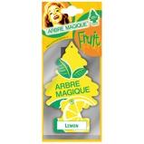 Afbeelding vanArbre Magique luchtverfrisser 12 x 7 cm Citroen geel