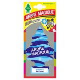 Afbeelding vanArbre Magique luchtverfrisser 12 x 7 cm Jasmine & Narcis blauw