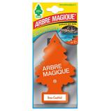 Afbeelding vanArbre Magique luchtverfrisser 12 x 7 cm Ibiza Cokctail oranje