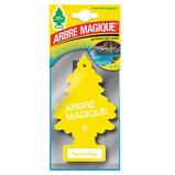 Afbeelding vanArbre Magique luchtverfrisser 12 x 7 cm Agrumi Di Capri geel