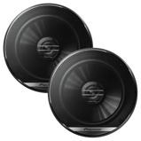 Afbeelding vanPioneer speakerset tweeweg coaxiaal TS G1720F 300 Watt zwart