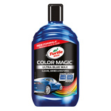 Afbeelding vanTurtle wax turtlewax color magic radiant 500ml, donker blauw