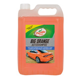 Afbeelding vanTurtle wax turtlewax big orange shampoo 5 l