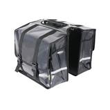 Afbeelding vanDresco Dubbele Fietstas Transporter 40 Liter