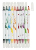 Image ofHEMA 10 pack Two point Markers