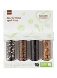 Image ofHEMA 4 pack Of Decorating Sprinkles