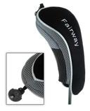 Afbeelding vanACM Fairway Cover golf accessoires zwart