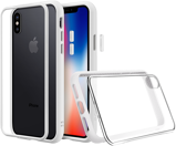 Afbeelding vanApple iPhone X Hoesje Rhinoshield Wit Backcover Bumper Extreme case MOD NX Crash Guard