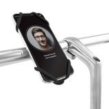 Afbeelding vanBoneSport Bike Tie 2 Universele Fietshouder Zwart telefoonhouder