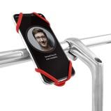Afbeelding vanBone Fiets Telefoonhouder Bike Tie 2 Rood