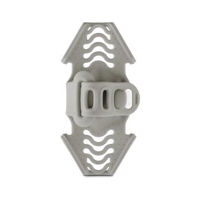 Afbeelding van Bone fietshouder bike tie pro2 grey 4 6,5 inch