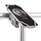 Afbeelding vanBone fietshouder bike tie pro2 grey 4 6,5 inch