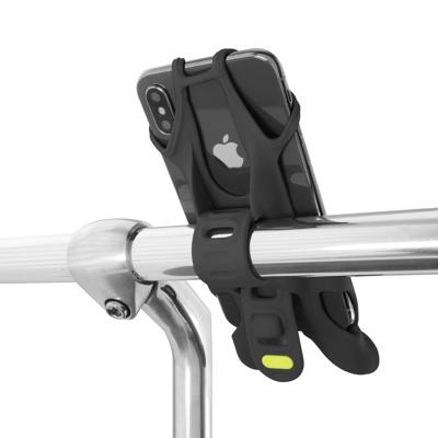 Afbeelding van Bone fietshouder bike tie speaker black 4 6,3 inch