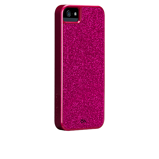 Afbeelding vanApple iPhone SE / 5S 5 Hoesje Case Mate Roze Backcover Glam
