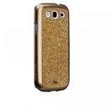 Afbeelding vanCase Mate Glam Snap On Cover Gold voor Samsung Galaxy S 3 i9300