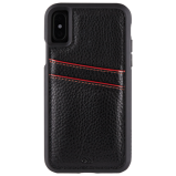 Afbeelding vanApple iPhone X Xs Hoesje case Mate Zwart Backcover Extreme Tough ID