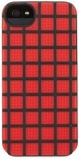 Afbeelding vanApple iPhone SE / 5S 5 Hoesje Griffin Rood Backcover MeshUps