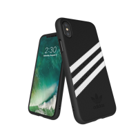 Thumbnail of Adidas Moulded Case iPhone X Black/White