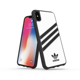 Afbeelding vanAdidas OR Moulded Case iPhone Xs Max Striped White