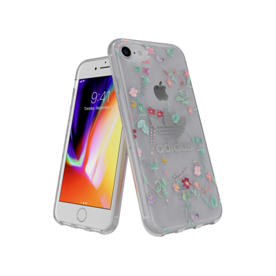 Afbeelding van adidas OR Clear Case AOP FW18 for iPhone 6/6S/7/8 colourful