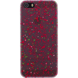 Afbeelding vanXccess Cover Spray Paint Glow Apple iPhone 5/5S/SE Pink