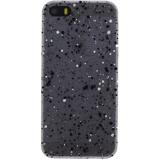 Afbeelding vanXccess Cover Spray Paint Glow Apple iPhone 5/5S/SE Black