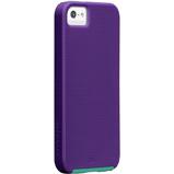Afbeelding vanCM022474 Case Mate Tough Apple iPhone 5 Purple