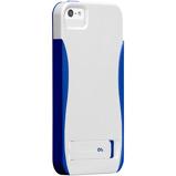 Afbeelding vanCM022382 Case Mate Pop Apple iPhone 5/5S White & Blue