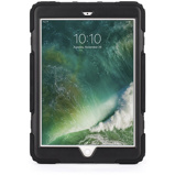 Afbeelding vanGB43543 Griffin Survivor All Terrain Case Apple iPad 9.7 inch 2018 / 2017 Smoke/Black