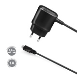 Afbeelding vanCelly Charger Travel Uni Micro USB Black