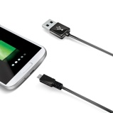 Afbeelding vanCelly Cable Data Micro USB Black 2 Meter