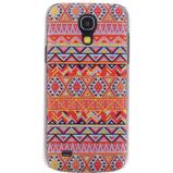 Afbeelding vanXccess Cover Samsung Galaxy S4 Mini I9195 Orange Aztec