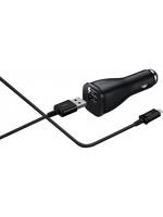 Thumbnail of Samsung EP LN915CBEGWW Adaptive Fast Charging Car Charger USB C Black