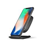 Afbeelding vanZens Fast Wireless Charger Stand / 15W Apple optim black