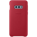 Afbeelding vanSamsung Galaxy S10e Hoesje Rood Backcover