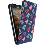 Afbeelding vanMobilize Ultra Slim Flip Case Huawei Ascend G6 4G Birdy