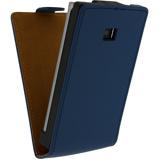 Afbeelding vanMobilize Ultra Slim Flip Case LG Optimus L3 E400 Dark Blue
