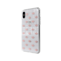 Thumbnail of adidas OR Snap case ENTRY SS19 for iPhone X/Xs rose gold col.