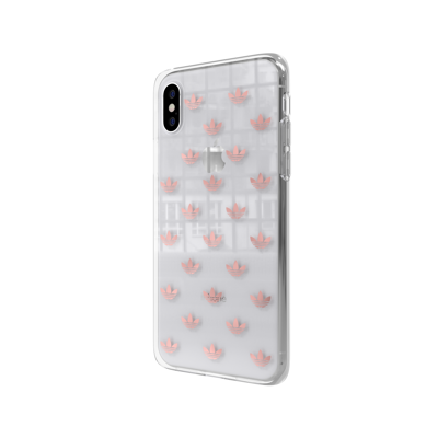 Afbeelding van adidas OR Snap case ENTRY SS19 for iPhone X/Xs rose gold col.