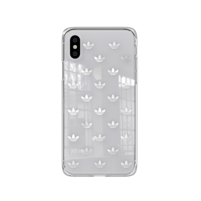 Afbeelding van adidas OR Snap case ENTRY SS19 for iPhone X/Xs silver colored