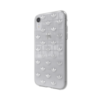 Thumbnail of adidas OR Snap case ENTRY SS19 for iPhone 9 silver colored