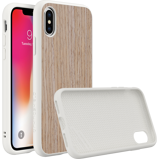 Afbeelding vanApple iPhone X Hoesje Rhinoshield Wit Backcover Extreme case SolidSuit