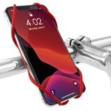 Afbeelding vanBone Bike Tie 3 Universele Fietshouder Rood