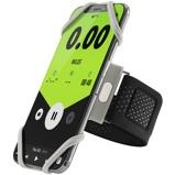 Afbeelding vanBone arm of polsband houder voor smartphone run tie grey small