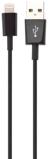 Afbeelding vanXqisit Charge&Sync USB to Lightning Kabel Black