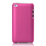 Afbeelding vaniPod Touch 4 Hoesje Case Mate Roze Backcover Barely There