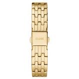 Afbeelding vanCLUSE CS1401101075 Horlogeband staal goudkleurig 16 mm