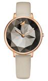 Afbeelding vanSwarovski 5415996 Crystal Lake horloge dameshorloge horloge Rosekleurig,Zwart